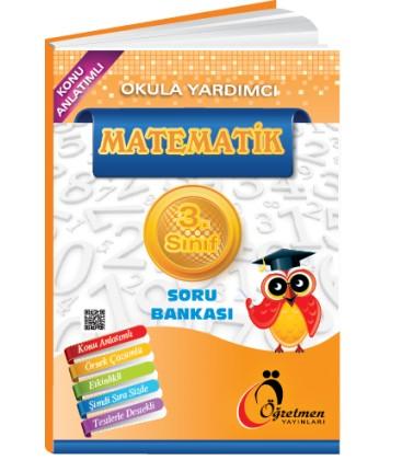 Öğretmen Yayınları 3.Sınıf Okula Yardımcı Matematik Soru Bankası