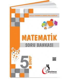 Öğretmen Yayınları 5.Sınıf Matematik Soru Bankası