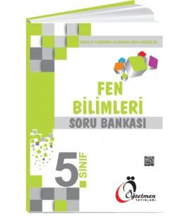 Öğretmen Yayınları 5.Sınıf Fen Bilimleri Soru Bankası