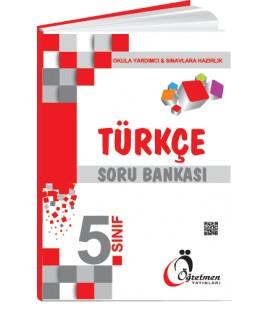 Öğretmen Yayınları 5.Sınıf Türkçe Soru Bankası