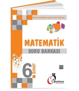 Öğretmen Yayınları 6.Sınıf Matematik Soru Bankası
