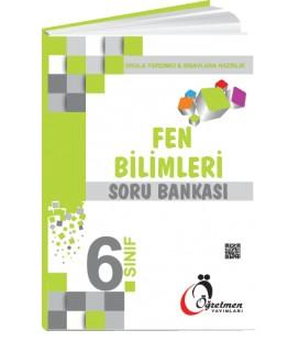 Öğretmen Yayınları 6.Sınıf Fen Bilimleri Soru Bankası