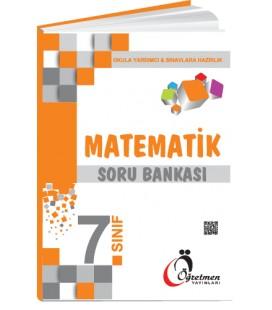 Öğretmen Yayınları 7.Sınıf Matematik Soru Bankası