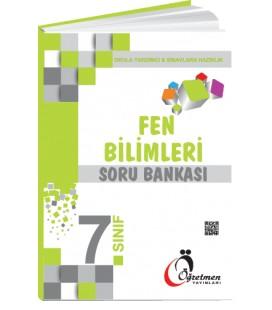 Öğretmen Yayınları 7.Sınıf Fen Bilimleri Soru Bankası