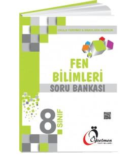 Öğretmen Yayınları 8.Sınıf Fen Bilimleri Soru Bankası