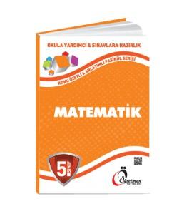 Öğretmen Yayınları 5.Sınıf Matematik Konu Özetli Fasikül Set (4 Fasikül)