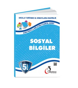 Öğretmen Yayınları 5.Sınıf Sosyal Bilgiler Konu Özetli Fasikül Set (4 Fasikül)
