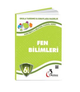 Öğretmen Yayınları 6.Sınıf Fen Bilimleri Konu Özetli Fasikül Set (8 Fasikül)