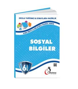 Öğretmen Yayınları 6.Sınıf Sosyal Bilgiler Konu Özetli Fasikül Set (8 Fasikül)
