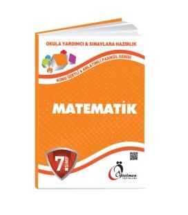 Öğretmen Yayınları 7.Sınıf Matematik Konu Özetli Fasikül Set (8 Fasikül)