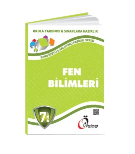 Öğretmen Yayınları 7.Sınıf Fen Bilimleri Konu Özetli Fasikül Set (5 Fasikül)