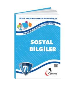 Öğretmen Yayınları 7.Sınıf Sosyal Bilgiler Konu Özetli Fasikül Set (4 Fasikül)