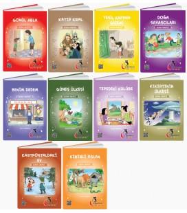 Öğretmen Yayınları 3. ve 4.Sınıf Gizem Serisi-1 Hikaye Seti