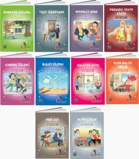 Öğretmen Yayınları 3. ve 4.Sınıf Gizem Serisi-2 Hikaye Seti