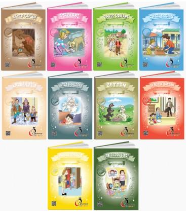 Öğretmen Yayınları 2. ve 3.Sınıf Yiğit Serisi- 1 Hikaye Seti