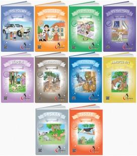 Öğretmen Yayınları 2. ve 3.Sınıf Yiğit Serisi- 2 Hikaye Seti
